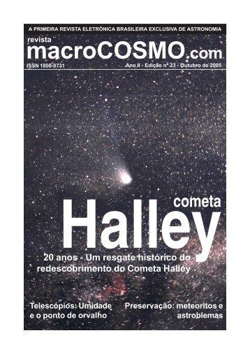 Revista macroCOSMO.com - Laboratório de Ensino de Ciências e ...