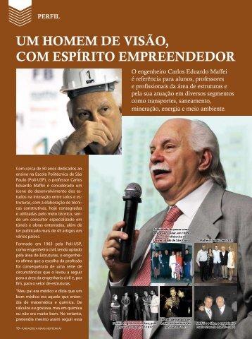 Perfil - Revista Fundações & Obras Geotécnicas