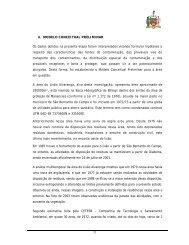 4. modelo conceitual preliminar - Prefeitura de São Bernardo