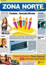 Edição 59 - Portal Zona Norte - Sorocaba