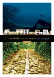 O Caminho do Ouro em Paraty e sua paisagem - Programa de ...