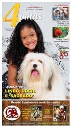 LINDO, DÓCIL E 'SAGRADO' - Revista 4 patas