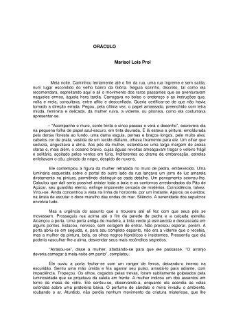 ORÁCULO Marisol Lois Prol