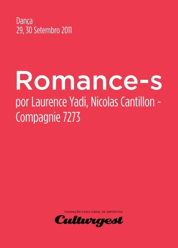 Romance-s - Culturgest