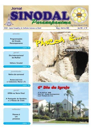 Jornal março e abril 08.pmd - SINODO Paranapanema