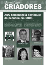 Edição Nº 58_dez - Associação Brasileira de Criadores