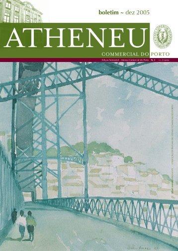 boletim ~ dez 2005 - Ateneu Comercial do Porto