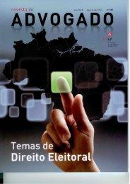Revista do Advogado - Silvio Salata - Sociedade de Advogados