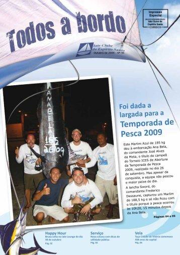Jornal Nº96 de 10/2009 - Iate Clube do Espírito Santo