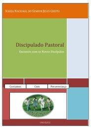 Discipulado Pastoral - INSEJEC Campinas