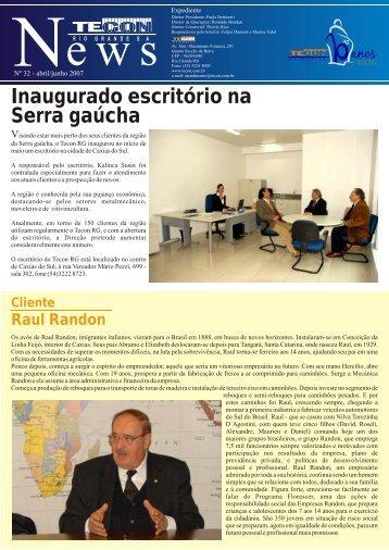 edição abril junho 4 p.cdr - Tecon