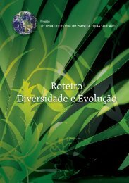 Roteiro Diversidade e Evolução - Jardim Botânico do Rio de Janeiro