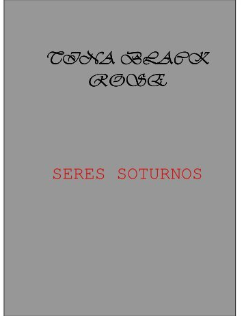 SERES SOTURNOS - eBooksBrasil