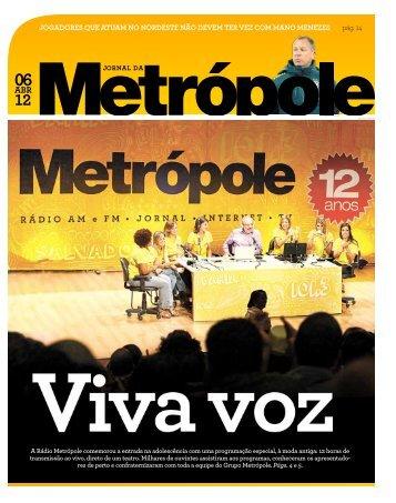 pilha pura - Jornal da Metrópole