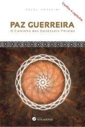Leia trecho do livro Paz Guerreira - Gazeta Online