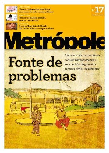 Revista Metrópole