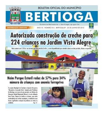 514 - Prefeitura do Município de BERTIOGA.