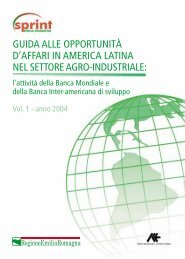 guida alle opportunità d'affari in america latina nel ... - SysNews