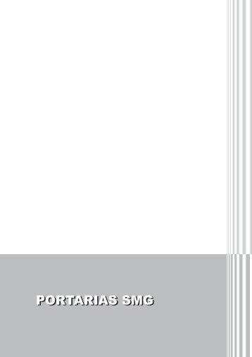 Portarias SMG 2009 - Secretaria Municipal de Educação