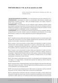 Portarias SMG 2009 - Secretaria Municipal de Educação - Page 3