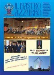 anno xlv - n. 10/11/12 - ott - Istituto del Nastro Azzurro