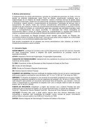 ENCARTE5 rotinas administrativas - Secretaria do Meio Ambiente