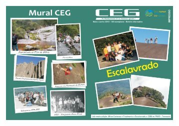 Ecalado svra - Centro Excursionista Guanabara