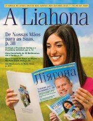 Julho de 2008 A Liahona