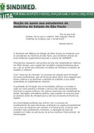 Sindicato dos Médicos do Estado do Mato Grosso