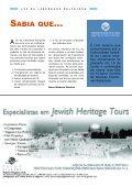 Tikvá nº 53, 6º ano - Comunidade Israelita de Lisboa - Page 3