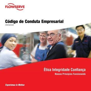 Código de Conduta Empresarial - Flowserve Corporation