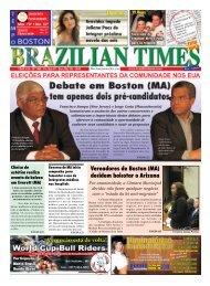 Vereadores de Boston (MA) decidem boicotar o ... - Brazilian Times