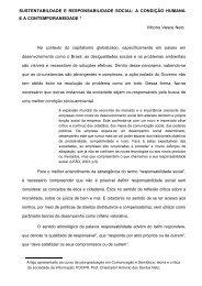 etica e responsabilidade social corporativa no brasil: necessid