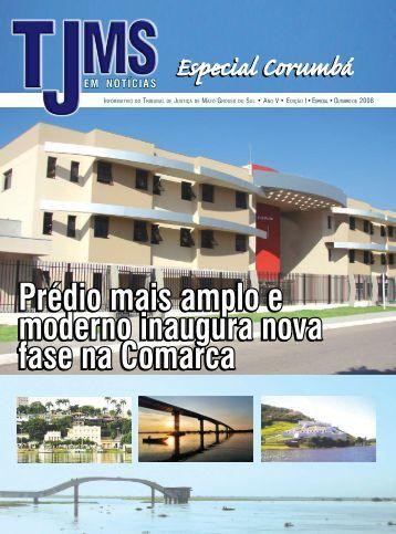 Prédio mais amplo e moderno inaugura nova fase na Comarca ...