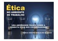 Marcia Ética no Ambiente de Trabalho - FIESP