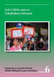 Ação Coletiva para os Trabalhadores Informais - Inclusive Cities