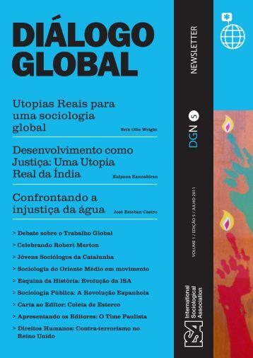 Utopias Reais para uma sociologia global Confrontando a injustiça ...