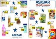 Folheto Promocional - Asilbar