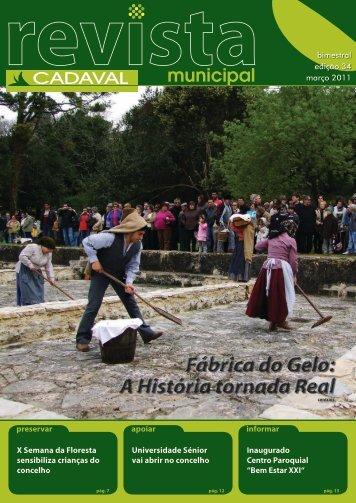 informar X Semana da Florest - Câmara Municipal Cadaval