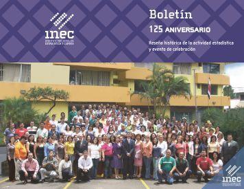 Creación del Instituto Nacional de Estadística y Censos