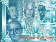 Os Quatro de Bagé - da MAya Espaço Cultural