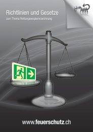 richtlinien und gesetze ... - Hauser Feuerschutz AG