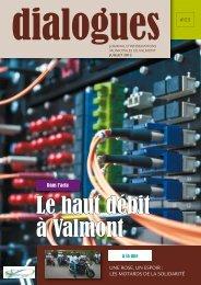 Le haut débit à Valmont - Mairie de Valmont