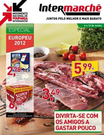 JUNTOS PELO MELHOR E MAIS BARATO - Intermarché