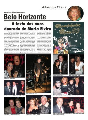coluna quarta - feira - Brazilian Times