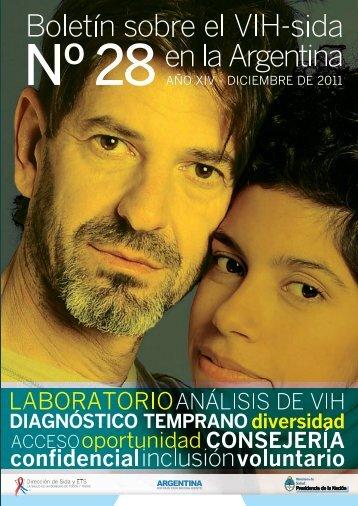 Boletín Diciembre 2011 - Ministerio de Salud