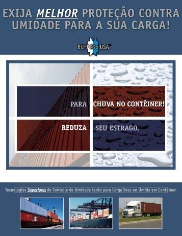 Folheto Corporativo - Buffers USA Inc.