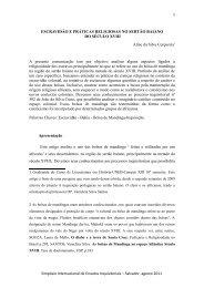 ESCRAVIDÃO E PRÁTICAS RELIGIOSAS NO SERTÃO ... - UFRB