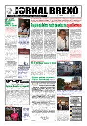Projeto de Delmo susta decretos do apostilamento - Jornal Brexó
