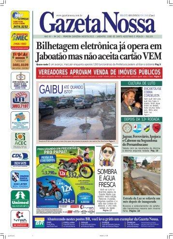 vereadores aprovam venda de imóveis públicos - Gazeta Nossa